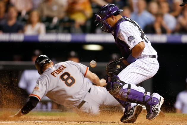 Giants Erase 6-Run Deficit, Rally Past Rockies