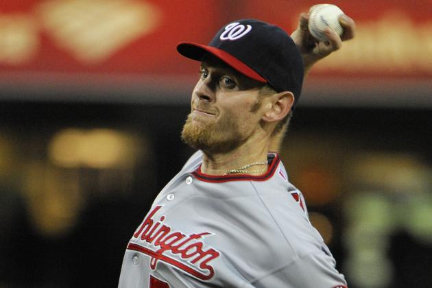 ESPN Gamecast: Nationals vs Padres