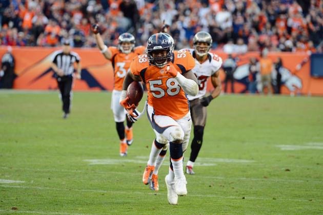 Why Denver's Von Miller is the Most Complete OLB in the NFL