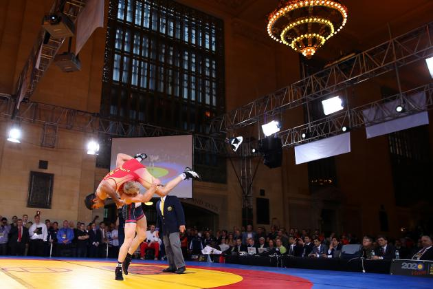 Stars Come out to Support Wrestling's Bid for 2020 Olympics: Will IOC Notice?