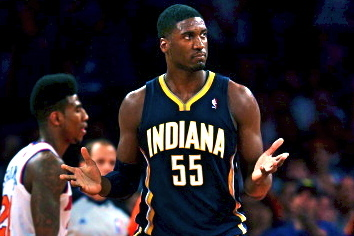 Roy Hibbert Calls Out Indiana Pacers After Sluggish Game 5 Loss