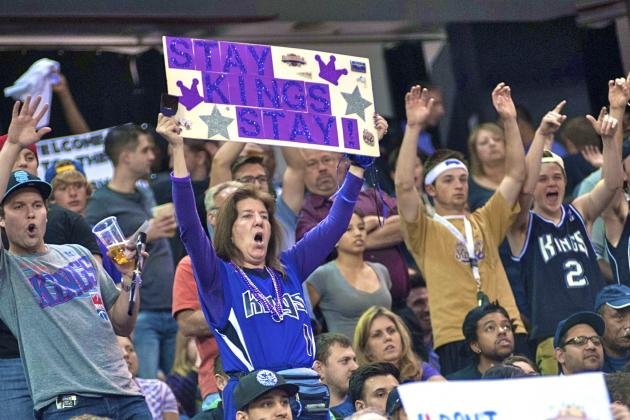 Sacramento Kings Reportedly to Be Sold for NBA-Record $535 Million