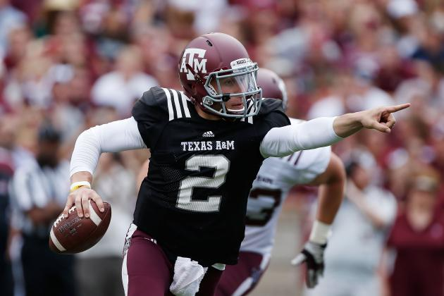 Johnny Manziel's Toughest Opponent Might Be NFL Draft Scouts