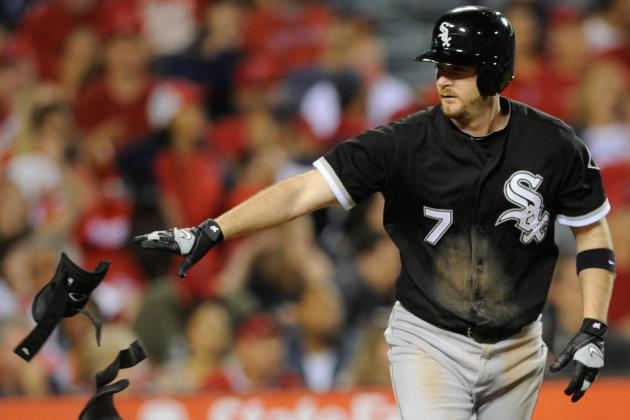 Jeff Keppinger Walks, White Sox Immediately Win