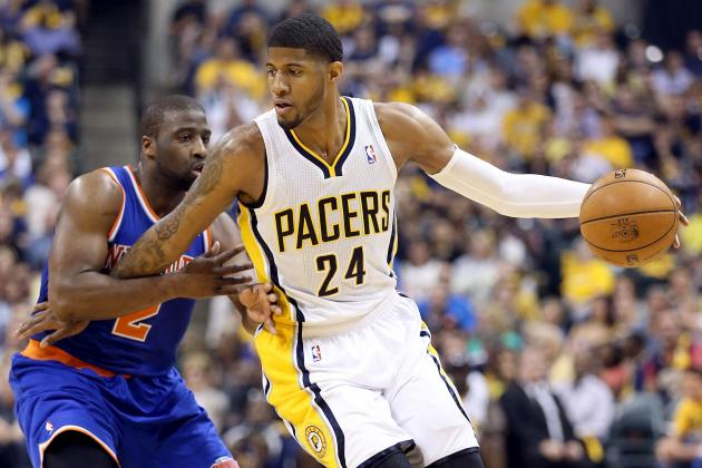 Pacers Can't Close out the Knicks