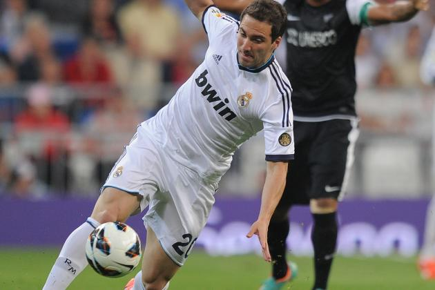 Real Madrid's Gonzalo Higuain Could Fill Juventus' Hunger for Success