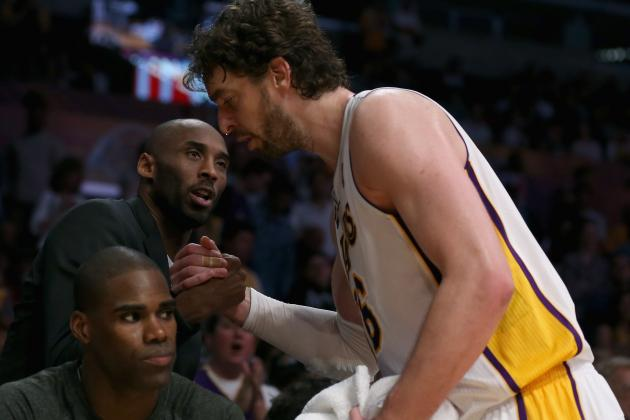 Creating the Perfect Offseason Plan for LA Lakers