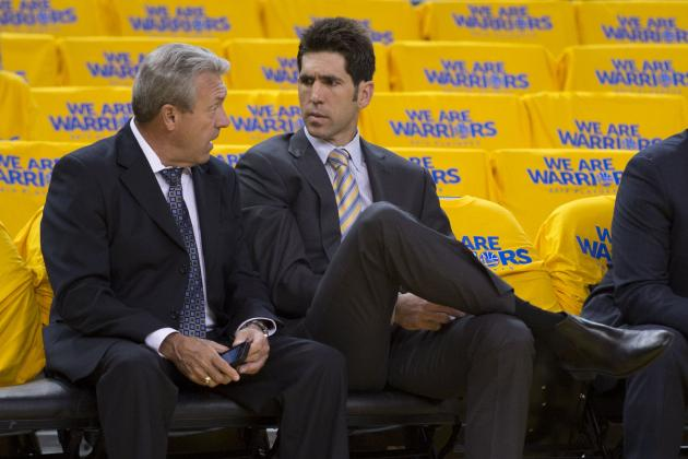 Should the Golden State Warriors Trade into the 2013 NBA Draft?