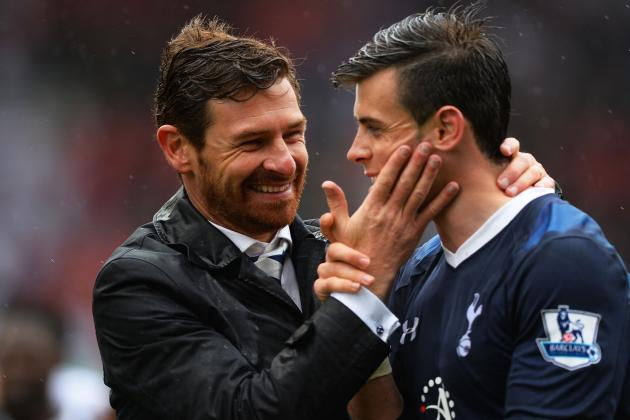 Andre Villas-Boas Reiterates Desire to Keep Gareth Bale at Tottenham