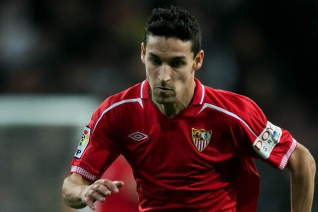 Navas Excited by City Talk