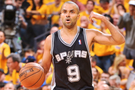 Tony Parker Is the Difference-Maker for San Antonio Spurs in 2013 NBA Playoffs
