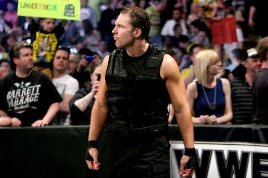 What Are Dean Ambrose's Chances of Winning the United States Championship?