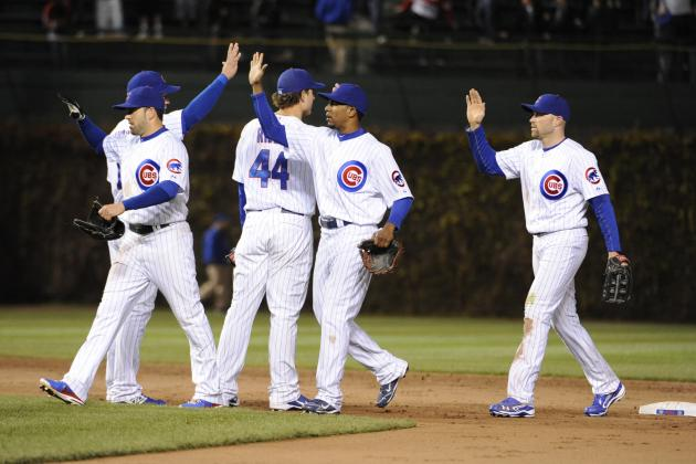 Grading  the Chicago Cubs After the 1st Quarter of the Season