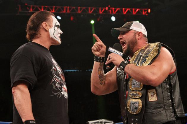 TNA Impact! Wrestling: Bully Ray and Sting Pick Title Match Stipulations