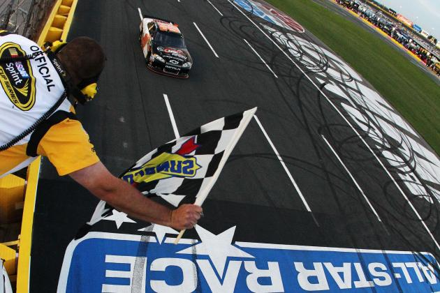 NASCAR Sprint Showdown 2013: Start Time, Lineup, TV Schedule and More