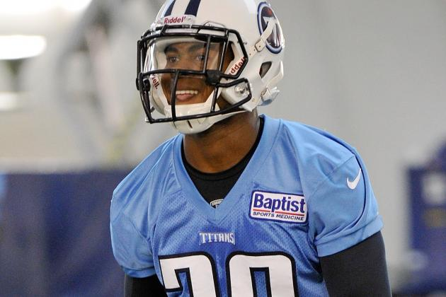 Tennessee Titans' Blidi Wreh-Wilson Used to Learning on the Fly