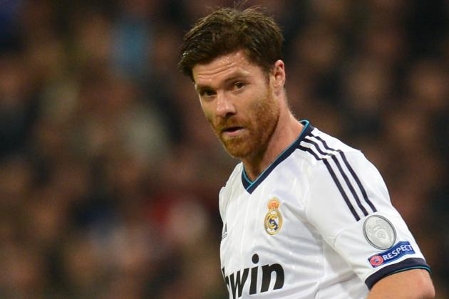 AC Milan ponder €15m swoop for Xabi Alonso