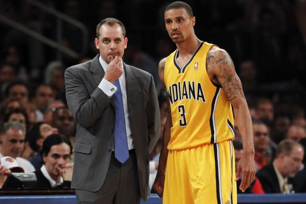 Breaking Down George Hill's Concussion: What Exactly Is He Dealing With?