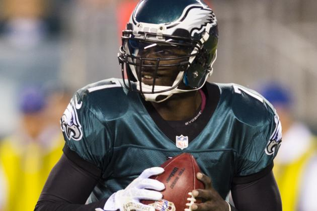 Michael Vick 'Noticeably Bigger' for Philadelphia Eagles