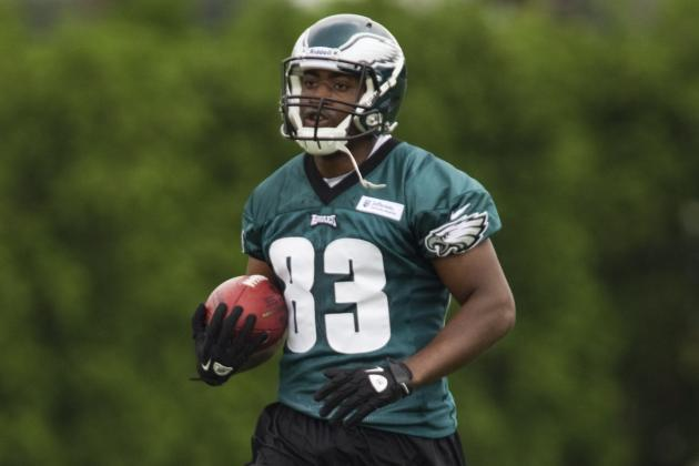 Dolphins Pick Up Ex-Eagles WR Marvin McNutt