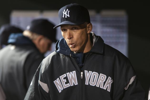 Yankees Manager Not Too Worried About Andy Pettitte's Balky Back