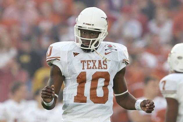 Vince Young: Graduating from UT Even Tops Winning a National Title