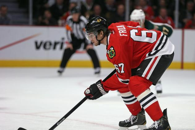 Perfect Penalty Kill Big Part of Blackhawks' Success