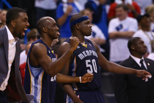 Blueprint for Memphis Grizzlies to Stun the NBA and Win 2013 Championship