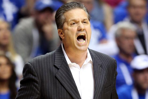 Calipari: Without NCAA Change, 'We Need to Separate from Them'