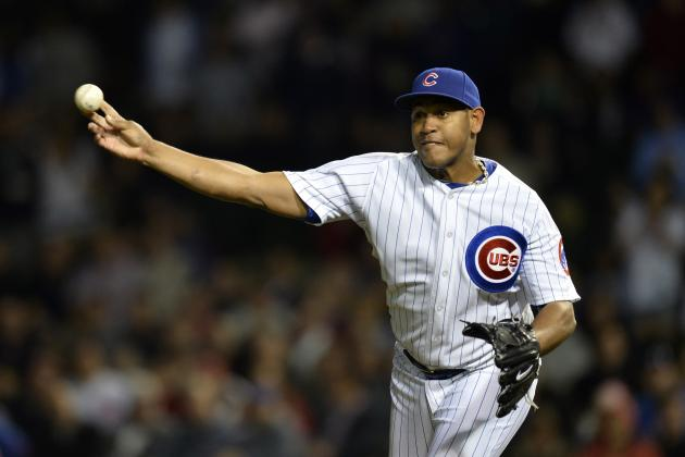Marmol Denies Report He Said He 'Can't Wait' to Leave Chicago