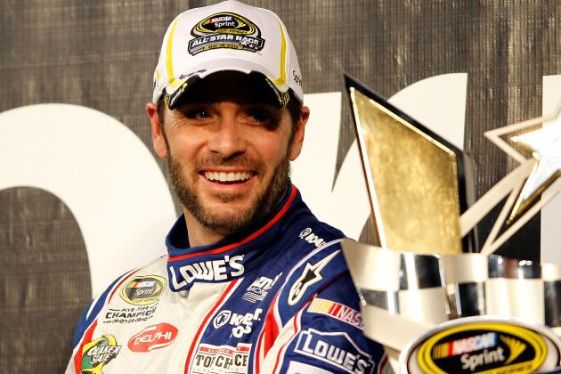 NASCAR All-Star Race 2013 Format: Reviewing New Incentives for All-Star Weekend