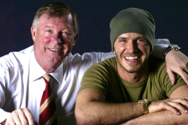 David Beckham and Sir Alex Ferguson Retirements Signal the End of an Era