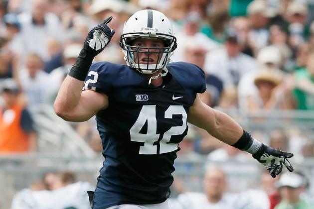 Michael Mauti's Rise to Penn State Icon Was About so Much More Than His Play
