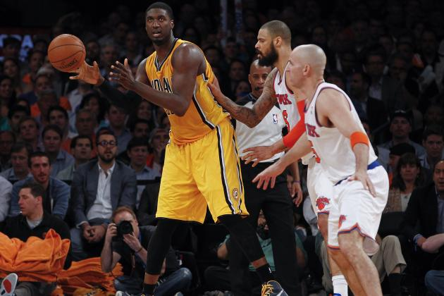 NBA Playoff Schedule 2013: Knicks vs. Pacers Game 6 Viewing Info and Preview