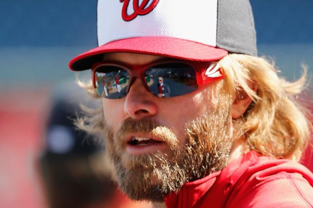 Jayson Werth's Return from the Disabled List Likely Delayed a Few Days