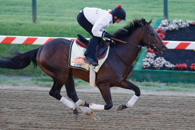 Preakness 2013 Entries: Horses That Will Benefit Most from Post Positions