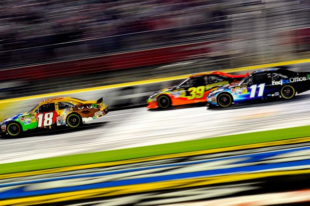 NASCAR Lifts Pit Speed Limit for All-Star Race