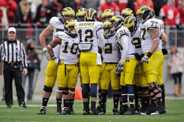Michigan Says It Can Win as Easily at Michigan State as It Can at Home