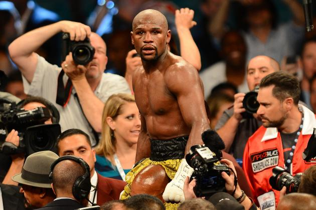 Who Would Floyd Mayweather Fight Next If Money Wasn't Part of the Equation?