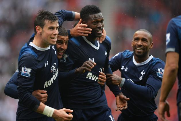 St Totteringham's Day at Stake as Tottenham and Arsenal Prepare for EPL Finale