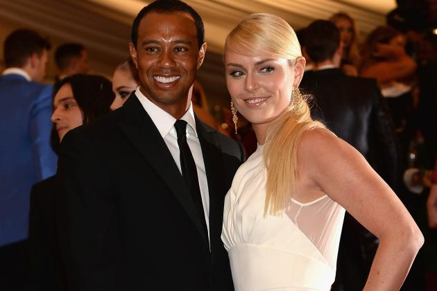 Tiger Woods and Lindsey Vonn Take Relationship to the Next Level
