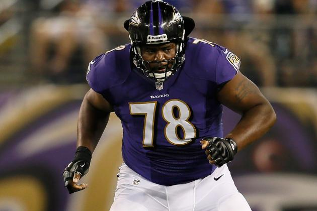 So Far, So Good for Ravens with Bryant McKinnie