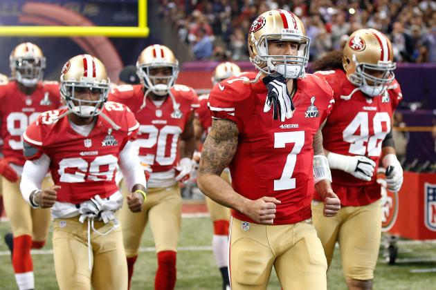 Are the 49ers Better Than Last Year?