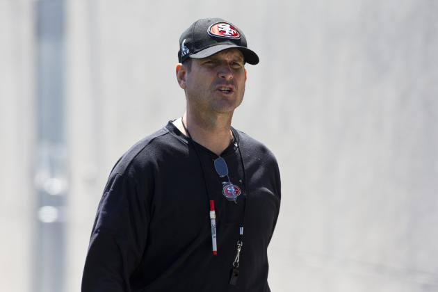 Harbaugh Speaks with Ladouceur, Mangini About Consultant Roles