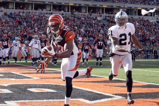 Sanu, Other AFC North Players Returning from Injury