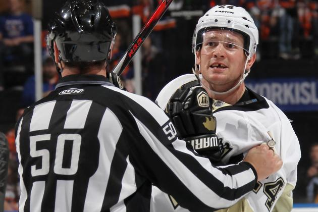 Penguins vs. Senators: Matt Cooke a Player to Watch out for in Game 2