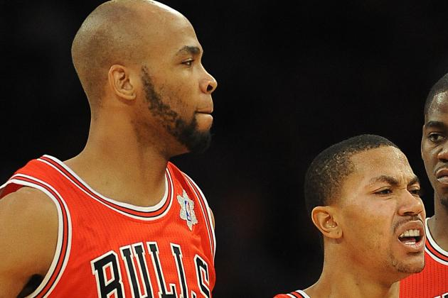 Taj Gibson Predicts That Derrick Rose Will Silence His Critics When He Returns