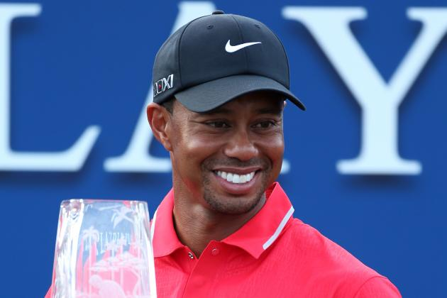 Tiger Woods Golf Digest Covers