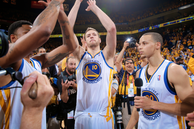 Oracle Erupts as Dubs' Season Ends