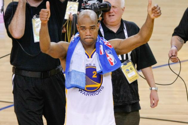 A Teary Jarrett Jack Reiterates His Desire to Stay with Warriors
